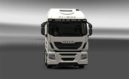 iveco stralis hiway eurotronic 800s56t 0km