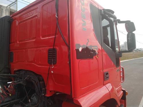 iveco stralis nr 490/10 4x2 vermelho