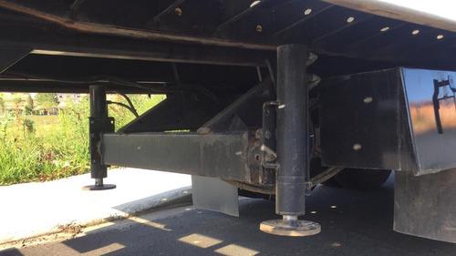 iveco tector 240 2012  plataforma