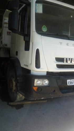 iveco tector 240 e 22 truck ano 2013 precisa fazer motor