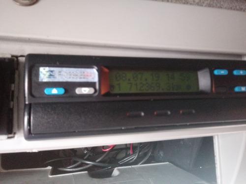 iveco tector 240e25 8x2 (4 eixo) cab.est, 2011/2012