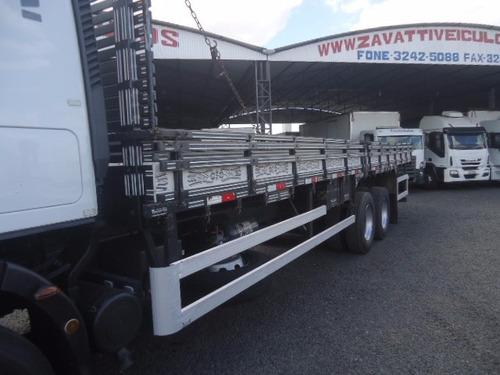 iveco tector 240e25 ano 2011/2011