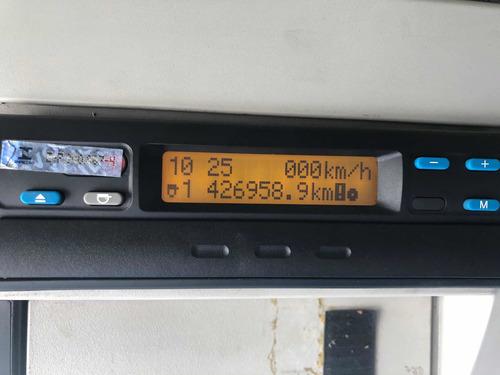 iveco tector 240e25 baú frigorífico