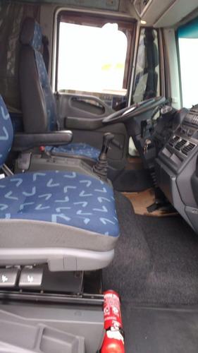 iveco tector 240e25 leito truck caçamba 2012