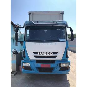 Iveco Tector 240e28 6x2 2016 Com Sider  Mb/volvo/vw/ford