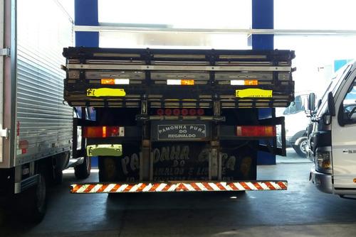 iveco tector 240e28 carroceria de 8 metros único dono.