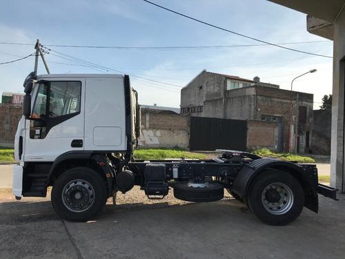 iveco tector 300 tractor automatico 0km vehiculosdeloeste