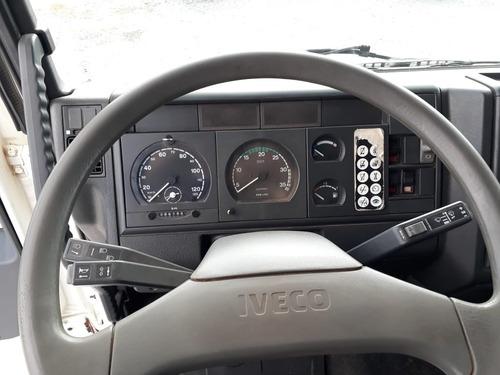 iveco tector attack 170e28 (2013/2014) + compactador 15mts