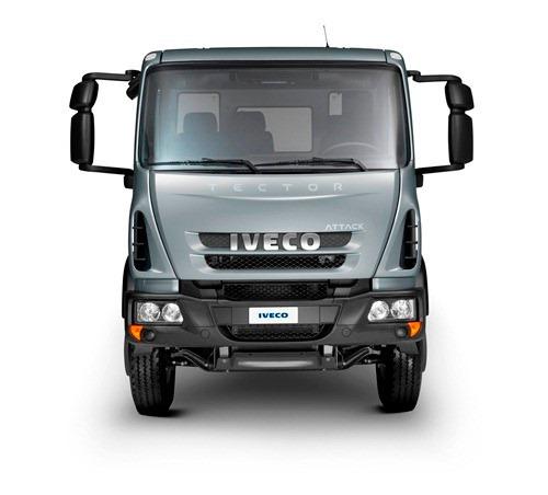 iveco tector attack 170e28 280cv euro v origen brasil