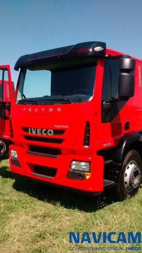 iveco tector camion