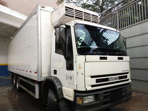 iveco truck refrigerado eurocargo 2012  thermo king