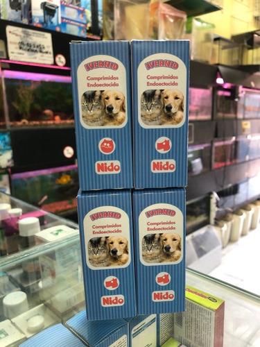 ivermectina 3g garrapaticida pulguicida para perros y gatos