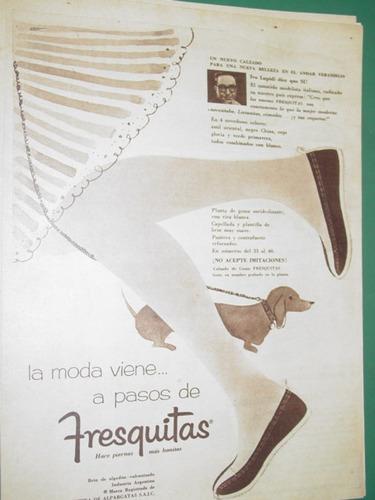 ivo lupidi publicidad zapatillas fresquitas alpargatas