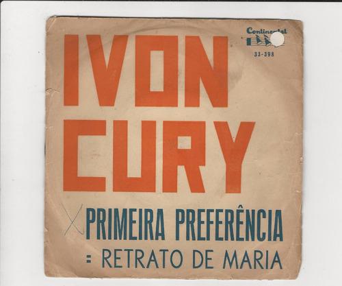 ivon cury - primeira preferência - compacto ep 27