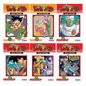 Ivrea - Dragon Ball - Tomos Varios Precio Unitario!!