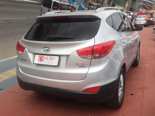 ix35 2.0 mpfi gls 4x2 16v gasolina 4p automático 79000km