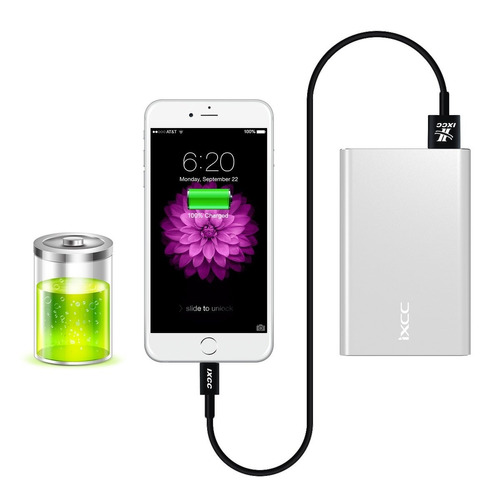 ixcc 8000mah power bank