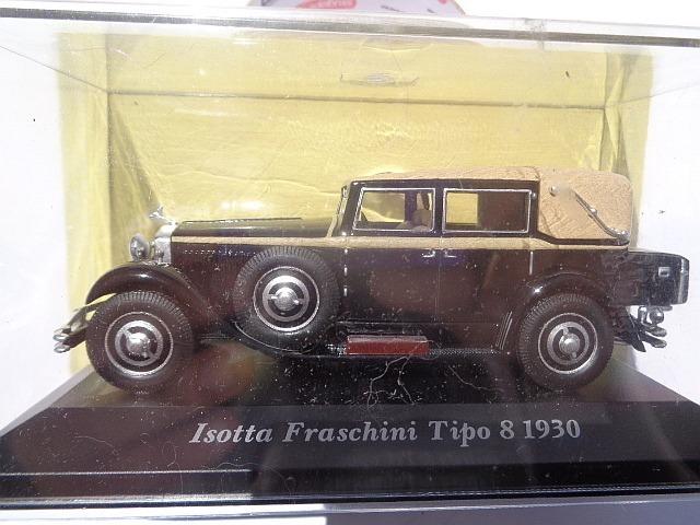 ixo 1 43 1939 isotta fraschini tipo 8 lacrado r 160 00 em
