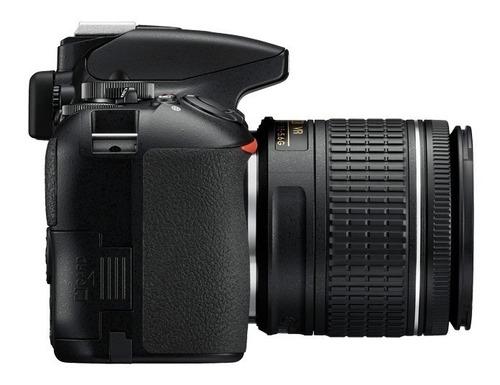 izalo: camara reflex nikon d3500 + lente 18-55mmvr kit