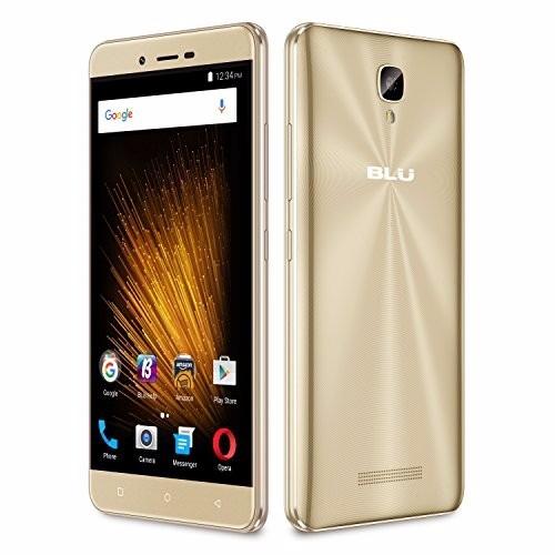 izalo: celular blu vivo xl2 lte 4g libre + mercadopago!!