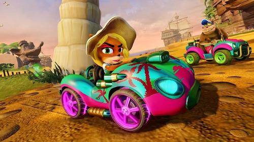 izalo: juego nuevo crash team racing nitro fueled ps4