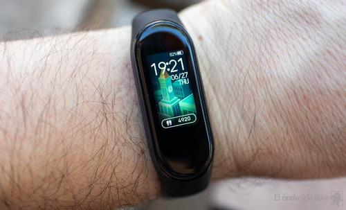 izalo: reloj xiaomi mi band 4 pulsera inteligente