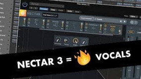 Izotope Nectar 3 +nectar Elements 3+vocal Synth2