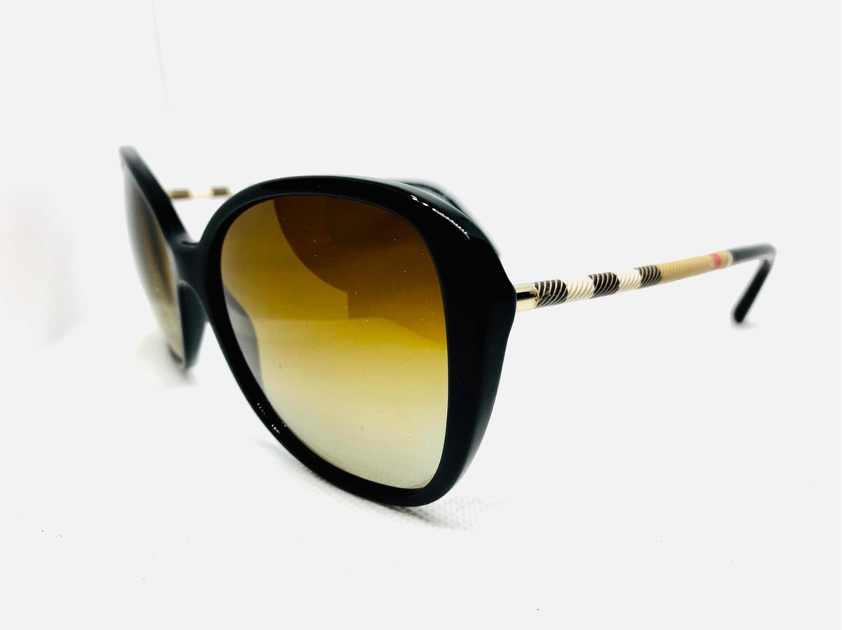 real deal crazy price fashion style Izr Lentes De Sol Burberry Be4235q Mujer Mariposa Original