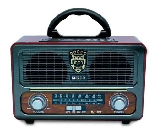 izuum - radio bluetooth vintage