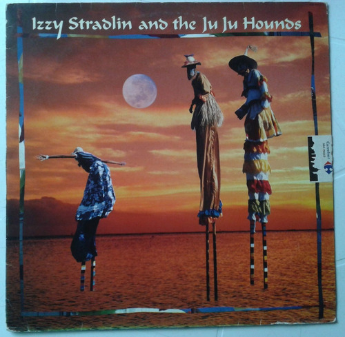 izzy stradlin and the ju ju hounds -  lp - ver o video