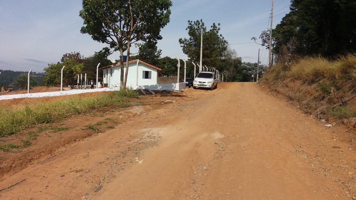 j 300 mts da rodovia no acesso da represa pronto p construir