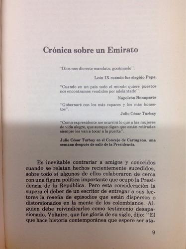 j. j. garcía. crónicas sobre un emirato y una dinastia
