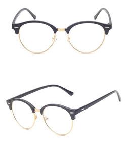 gran ajuste proporcionar un montón de última moda J Montura Marco Gafas Lente Formulado Clubround Hombre Mujer