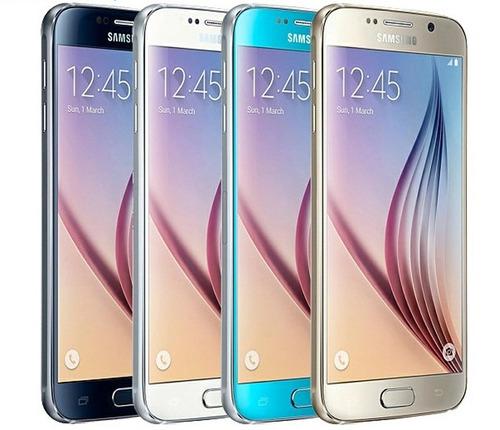 j móvil samsung galaxy s6 edge 32gb original - (a pedido)