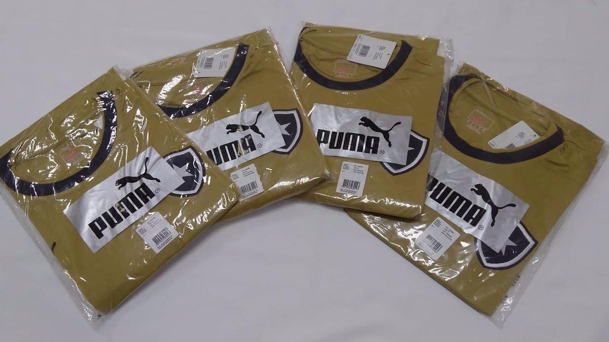 j o i a! camisa botafogo oficial puma dourada gold 2013 2014. Carregando  zoom. 00b4803713a30