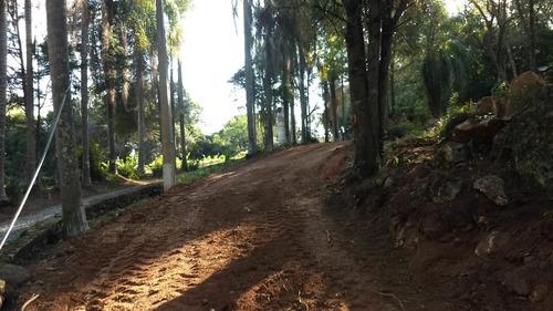 j terreno plano 1000m2 fácil acesso a rodovia bunjiro nakao