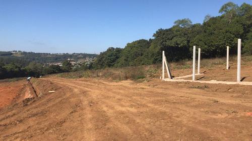 j terrenos de 1002 m2 com infraestrutura totalmente plano