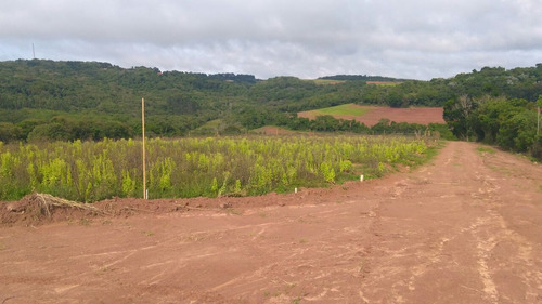 j vendo terrenos de 1005 m2 demarcados pronto para construir