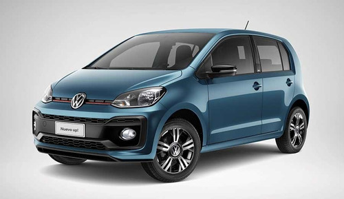 j- volkswagen up turbo 101 cv tsi 0 km