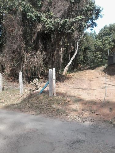 j1 terreno de 1000m² c/ otimo acesso todo asfaltado