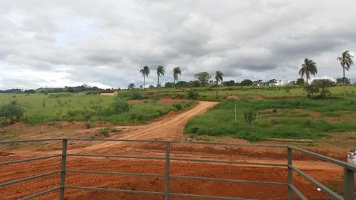 j1 terrenos prontos p/ construir, 600m² planos 90 mil reais