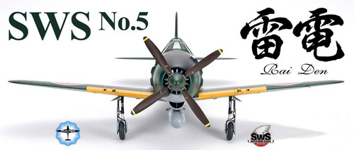 j2m3 imperial japanese navy interceptor raiden