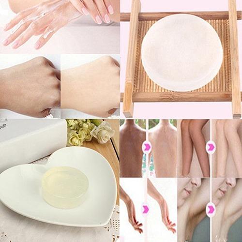 jabon aclarador koreano limpia y aclara qiaoyan x 40 gramos