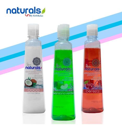 jabón antibacterial para manos spa naturals coco 500 ml