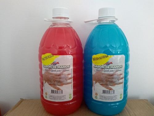jabón antibacterial x 2000 ml