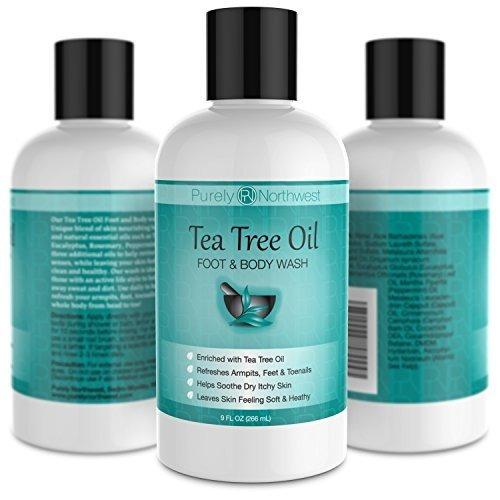 jabón antihongos con aceite de árbol de té, ayuda a tratar y
