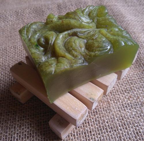 jabón artesanal medicinal 125g