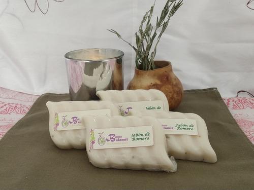 jabón artesanales