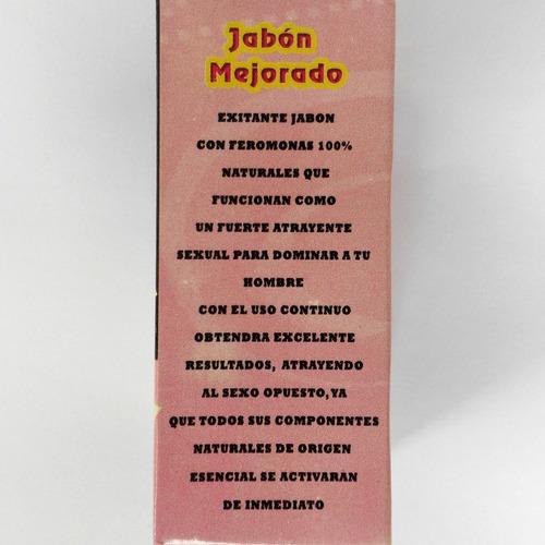 jabón coco guayaba y vainilla - desbloquea y atrae ventas
