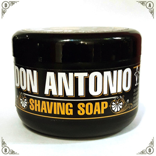 jabon de afeitar don antonio beard oil